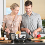 cook healthy for family